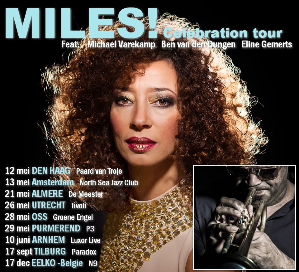 MILES TOUR 2016